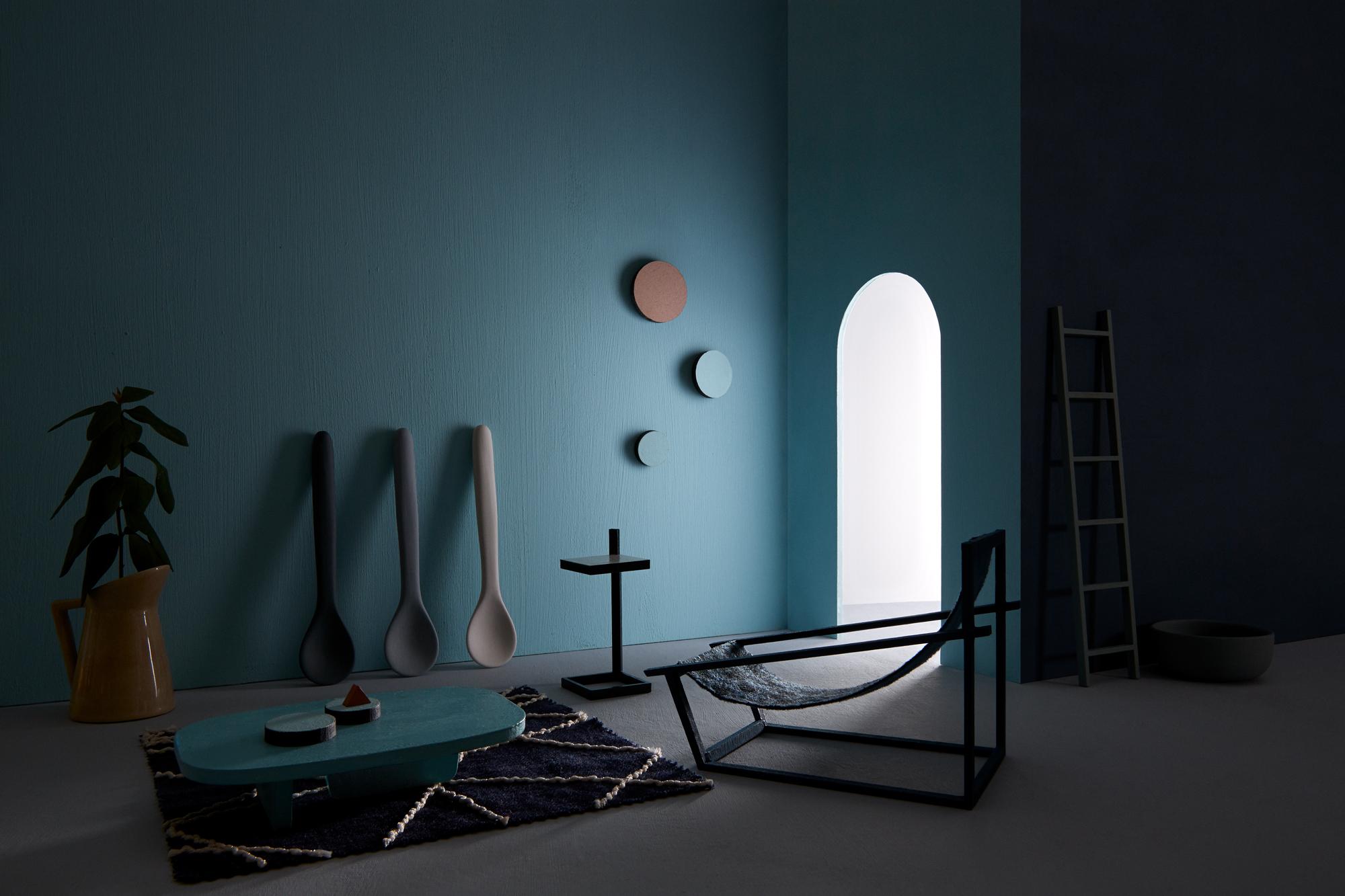 Andy Mackie - blue roomiest