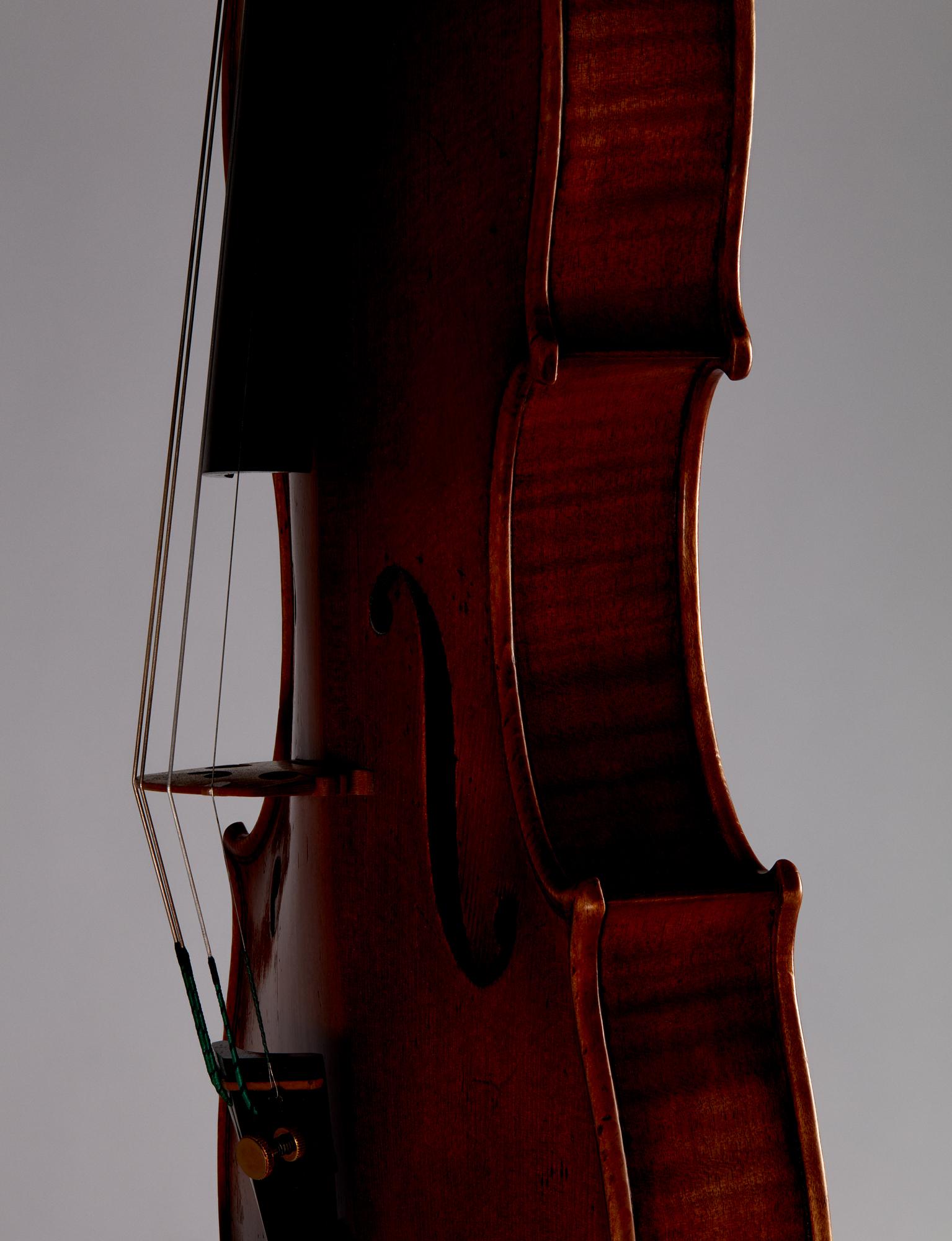 Andy Mackie - Violin