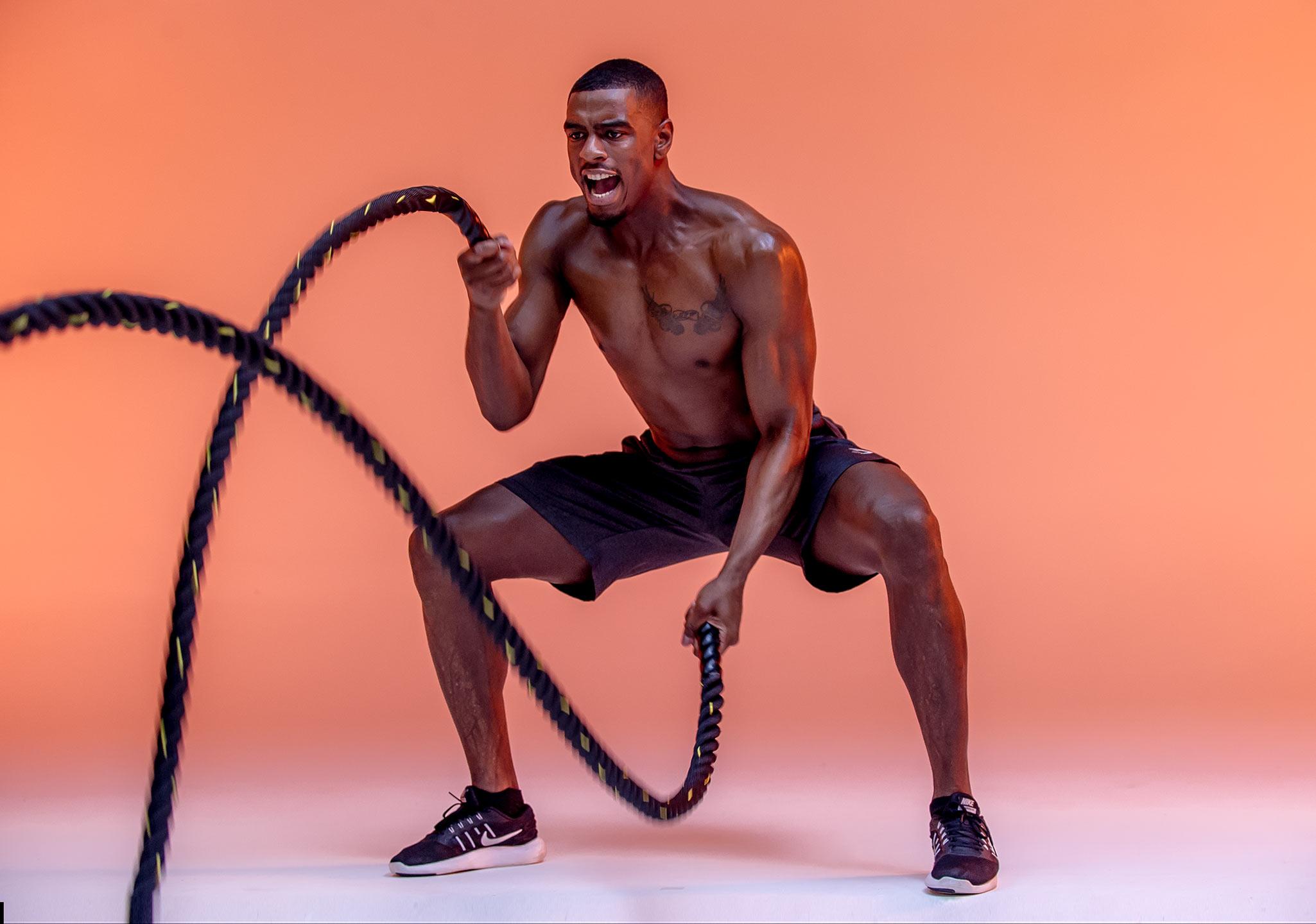 Dean Northcott - ropes