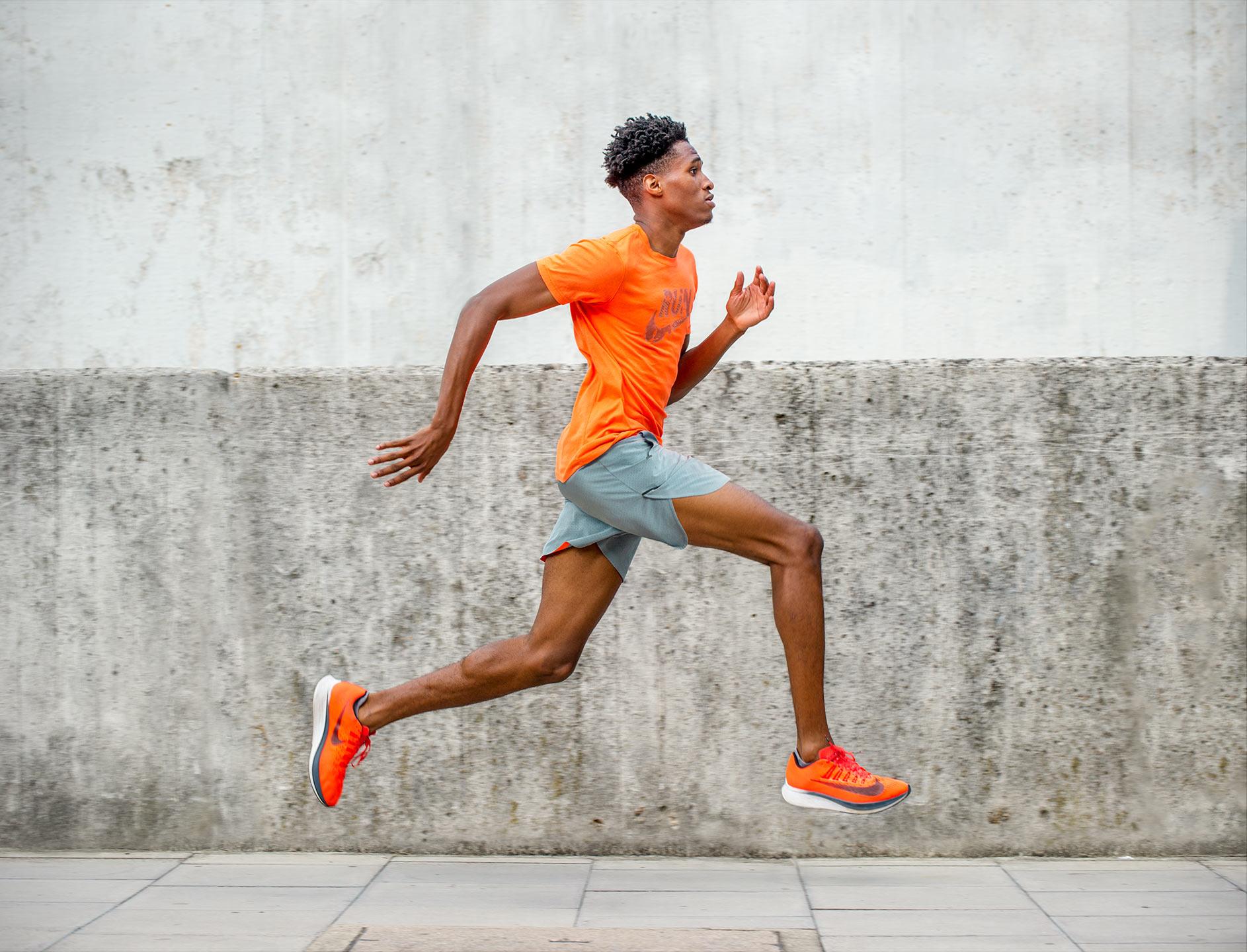 Dean Northcott -urban running