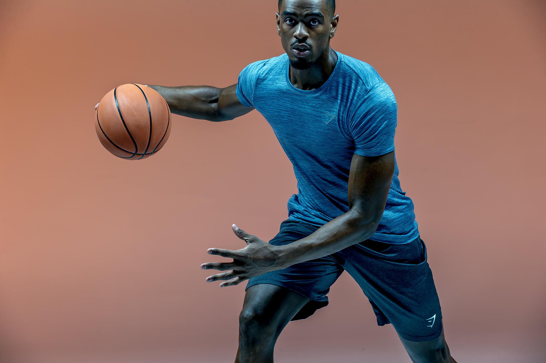 Dean Northcott - basketball