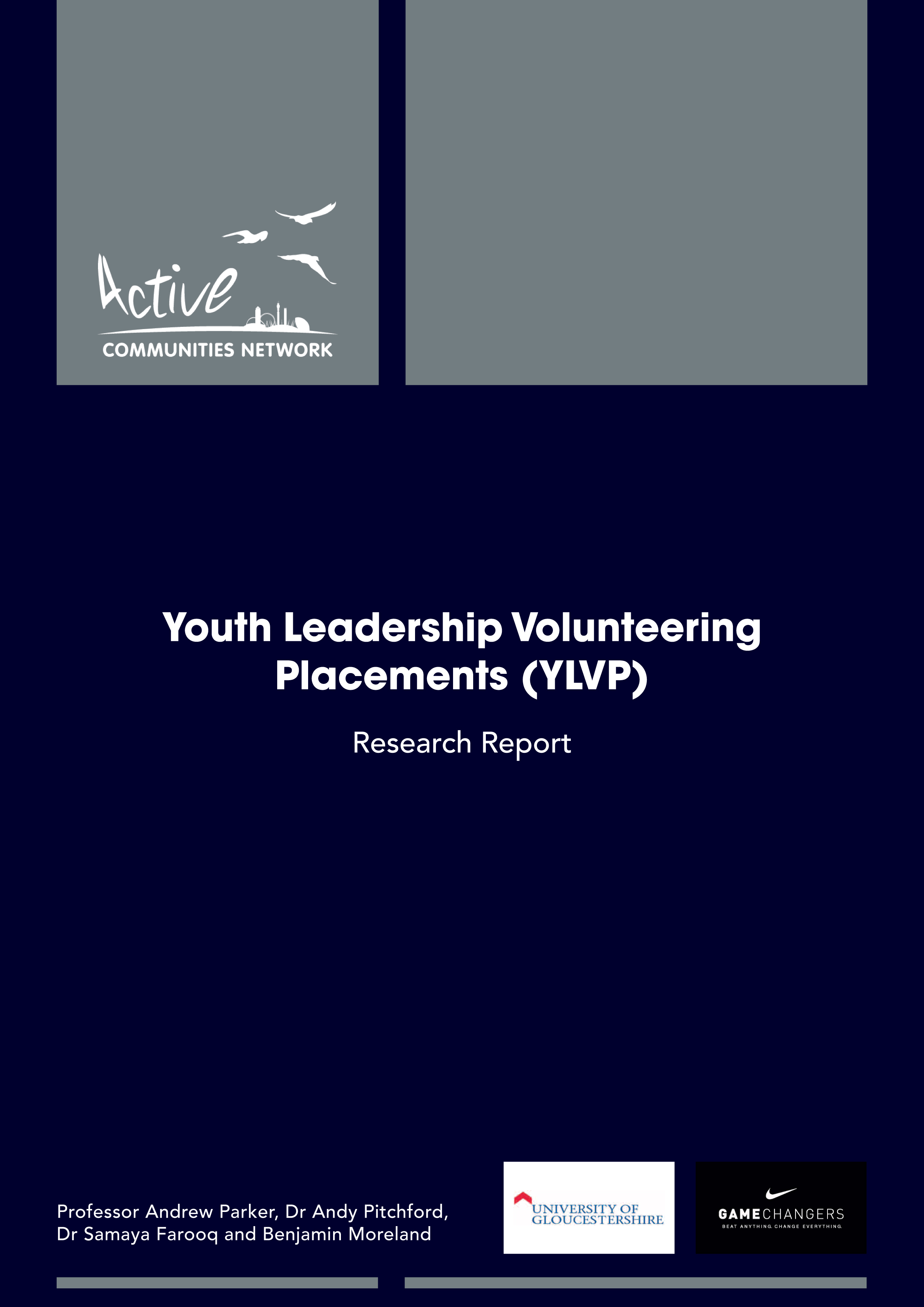 Youth Leadership Volunteering Placements