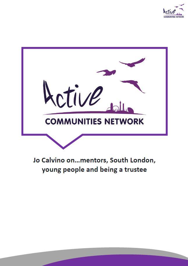 Jo Calvino - Mentors, South London Image.JPG