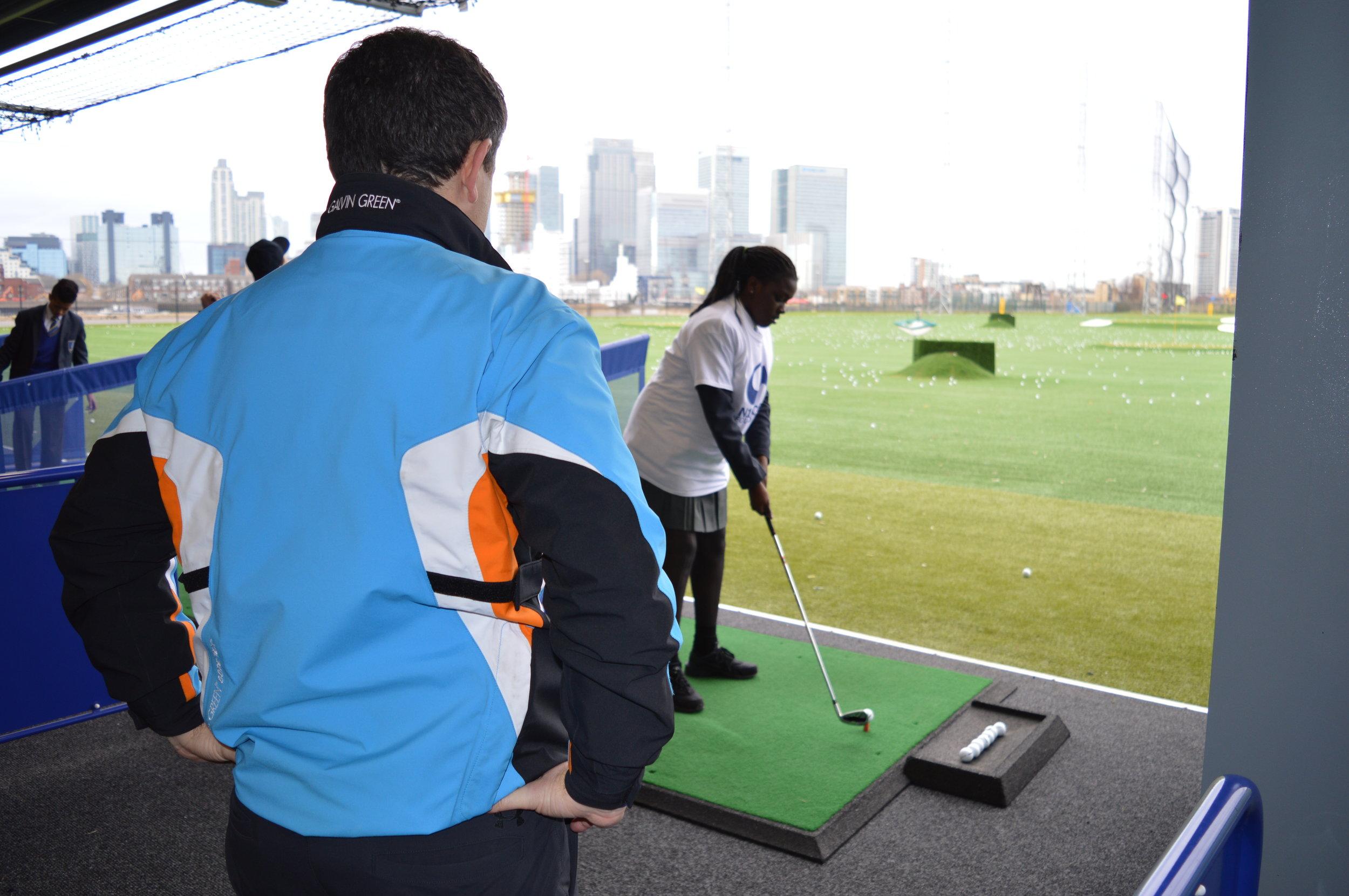 N1 Golf Project Visit