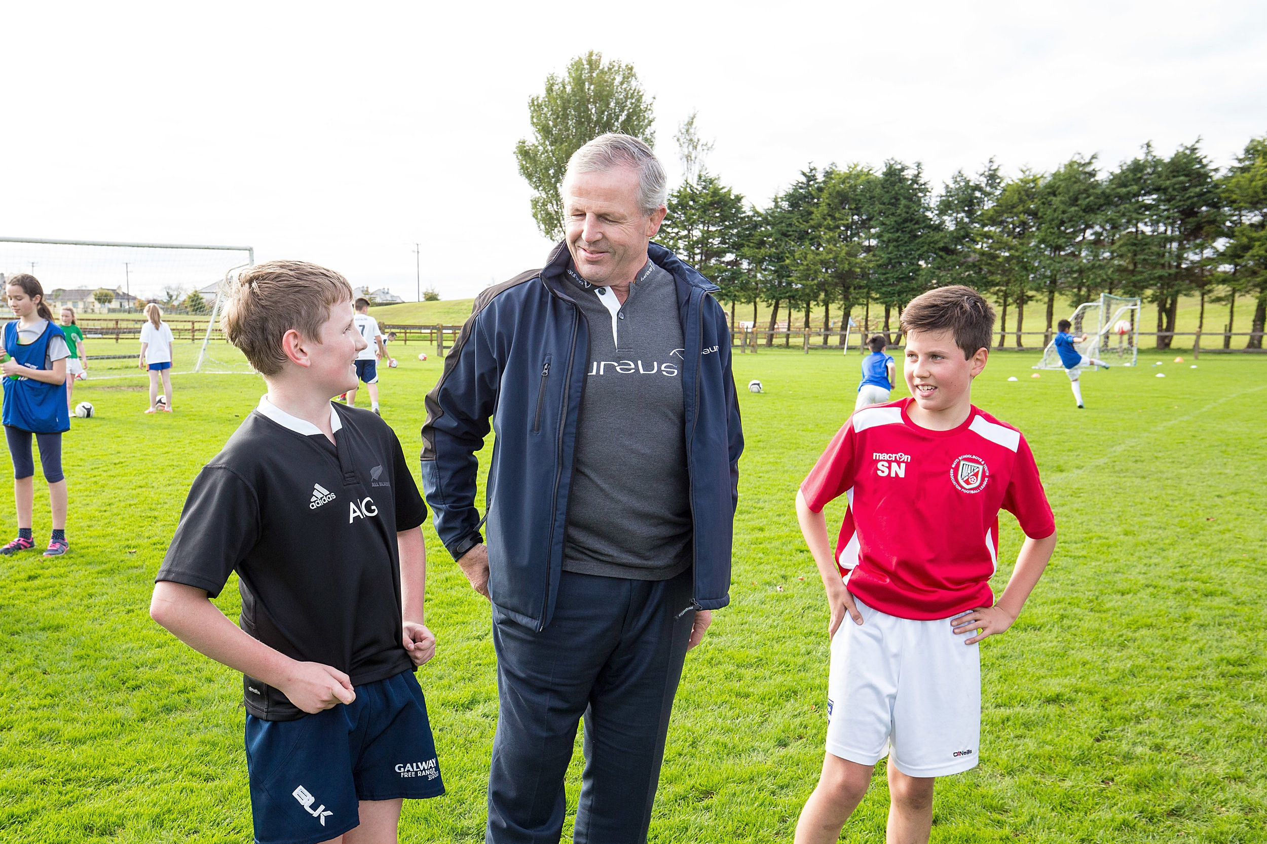 All-Ireland Strategy and Partnership launch