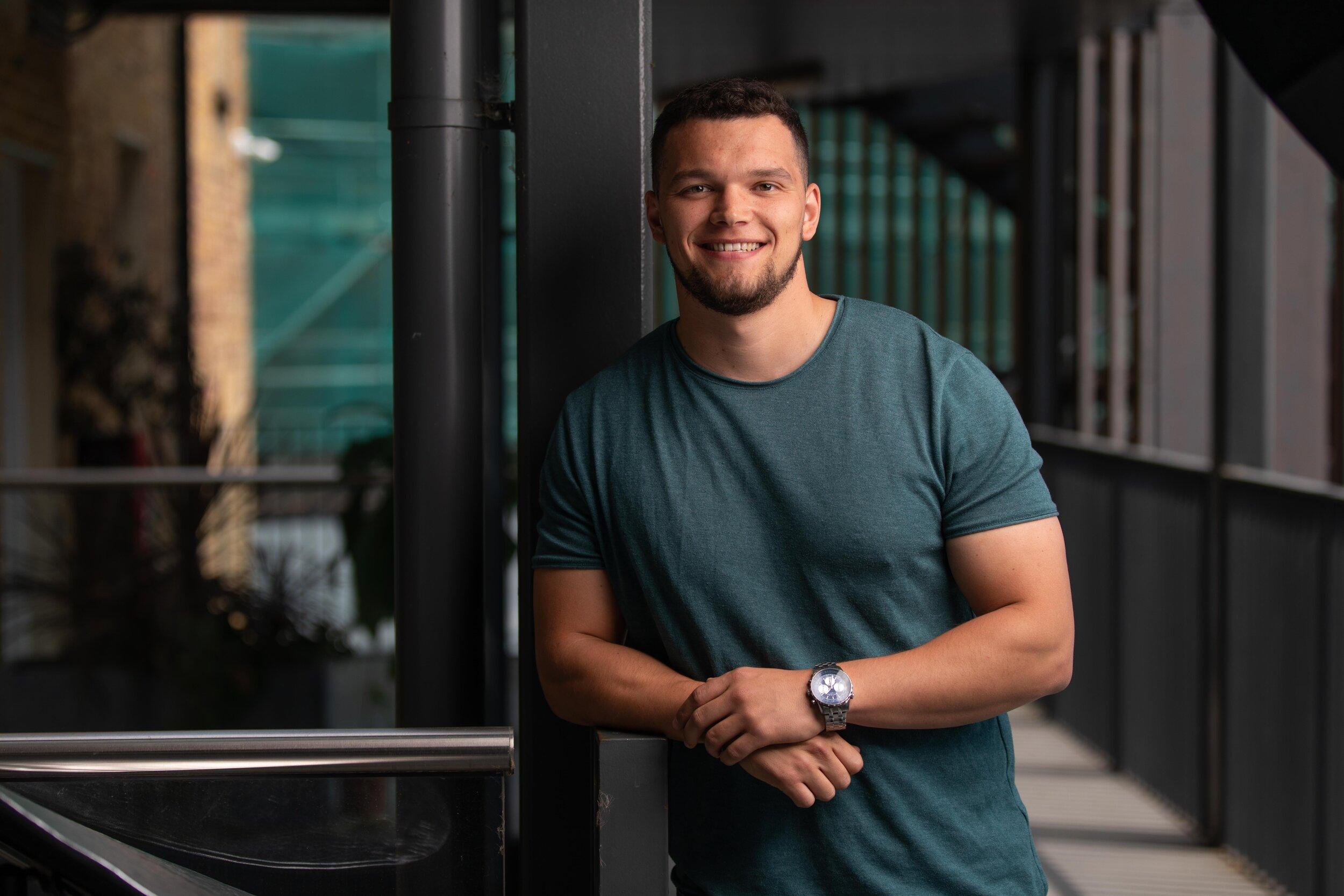 Aaron Holleran - Project Coordinator