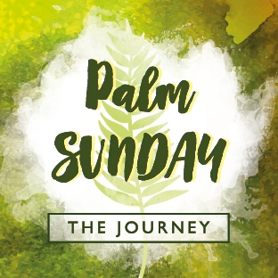 PALM SUNDAY THE JOURNEY // 9 APRIL, 3.30PM  Refreshments will be served from 3.30pm with the service starting at 4pm. During the time we will make a craft activity and discover the meaning behind what Jesus was doing the day He journeyed into Jerusalem. Take away craft, Easter book and goodies.