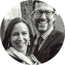 Adam and Karina Martin