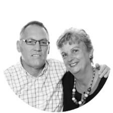 Graham and Sandra Hinds