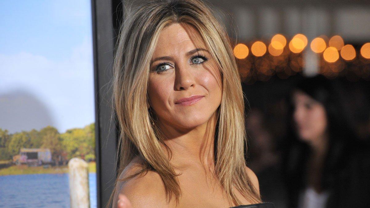 3. Jennifer Aniston - photo credit: shutterstock