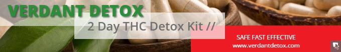 Verdant 48 Hour THC Detox Kit