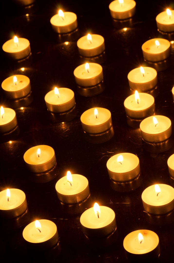 Unity Candle Lighting Ceremony