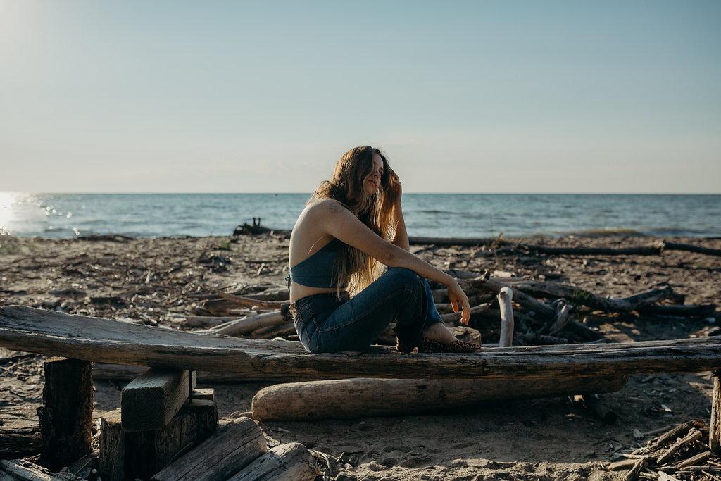HEADLANDS BEACH OHIO | MAGAN 22