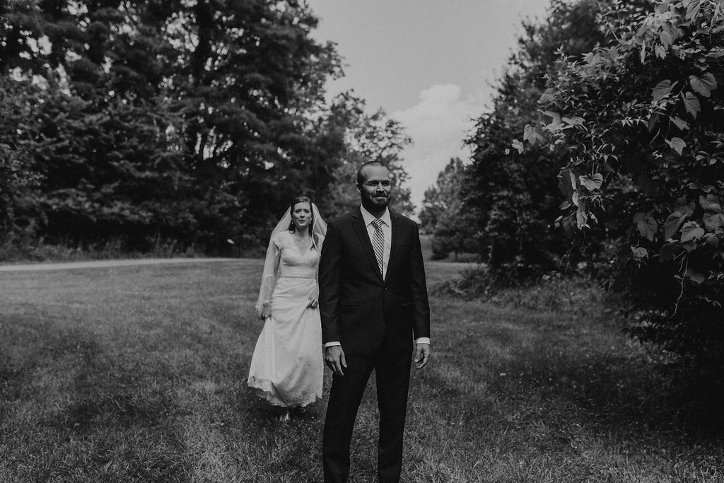 JOYFUL OHIO HOMETOWN WEDDING | JOSH + MOLLY 34