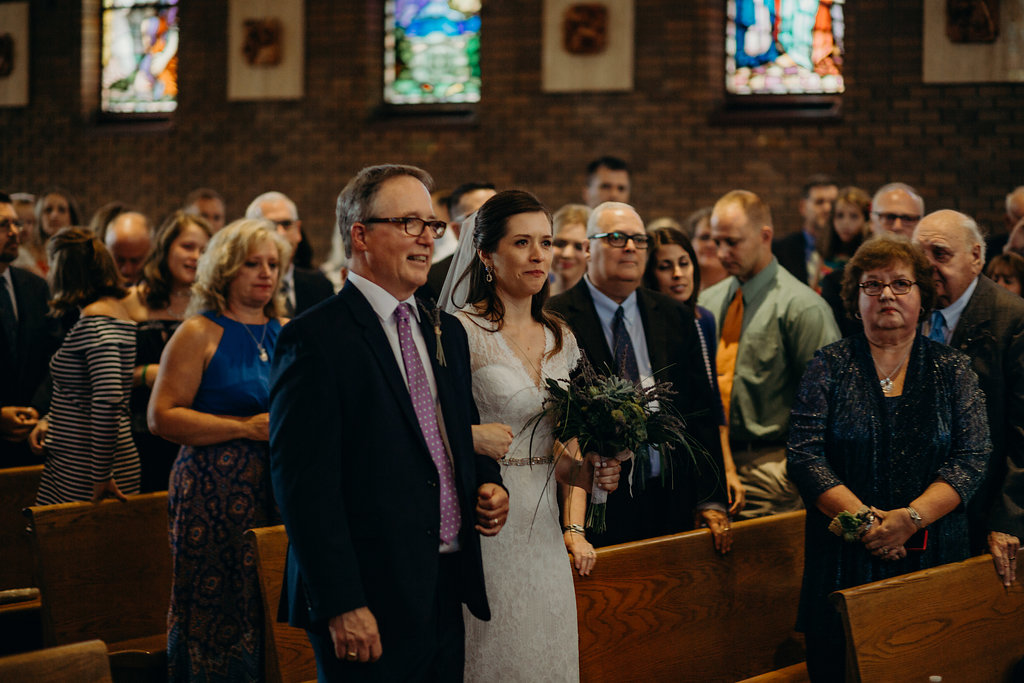 JOYFUL OHIO HOMETOWN WEDDING | JOSH + MOLLY 74