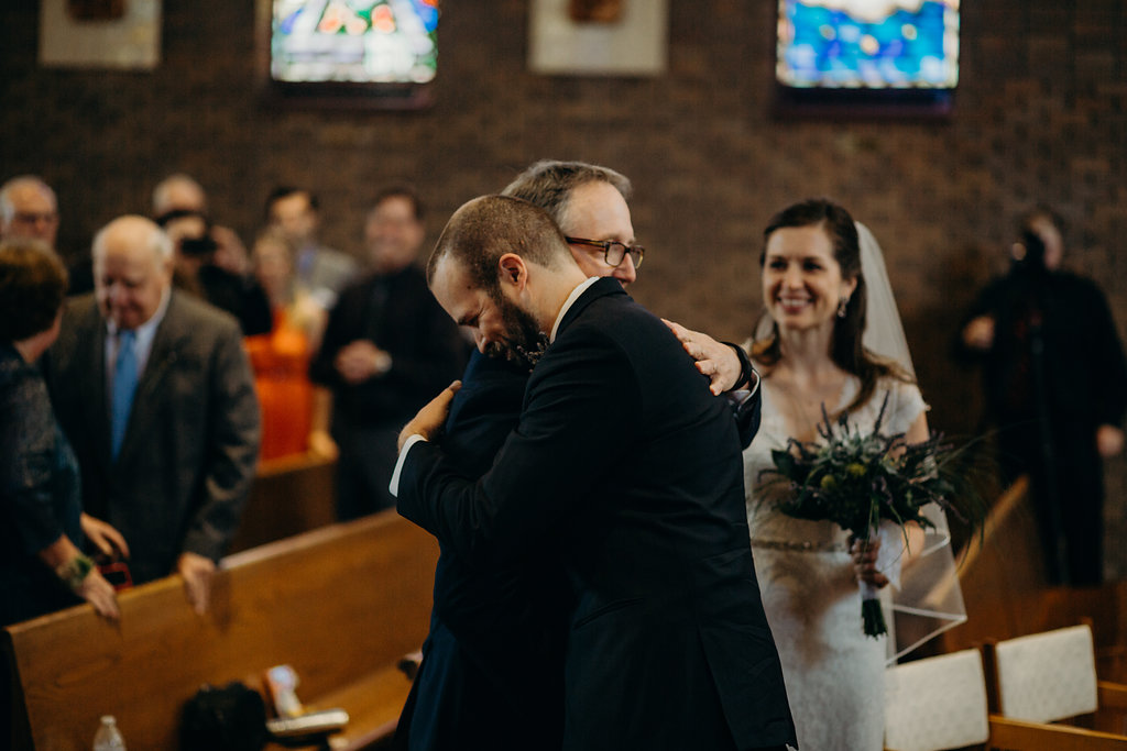 JOYFUL OHIO HOMETOWN WEDDING | JOSH + MOLLY 76