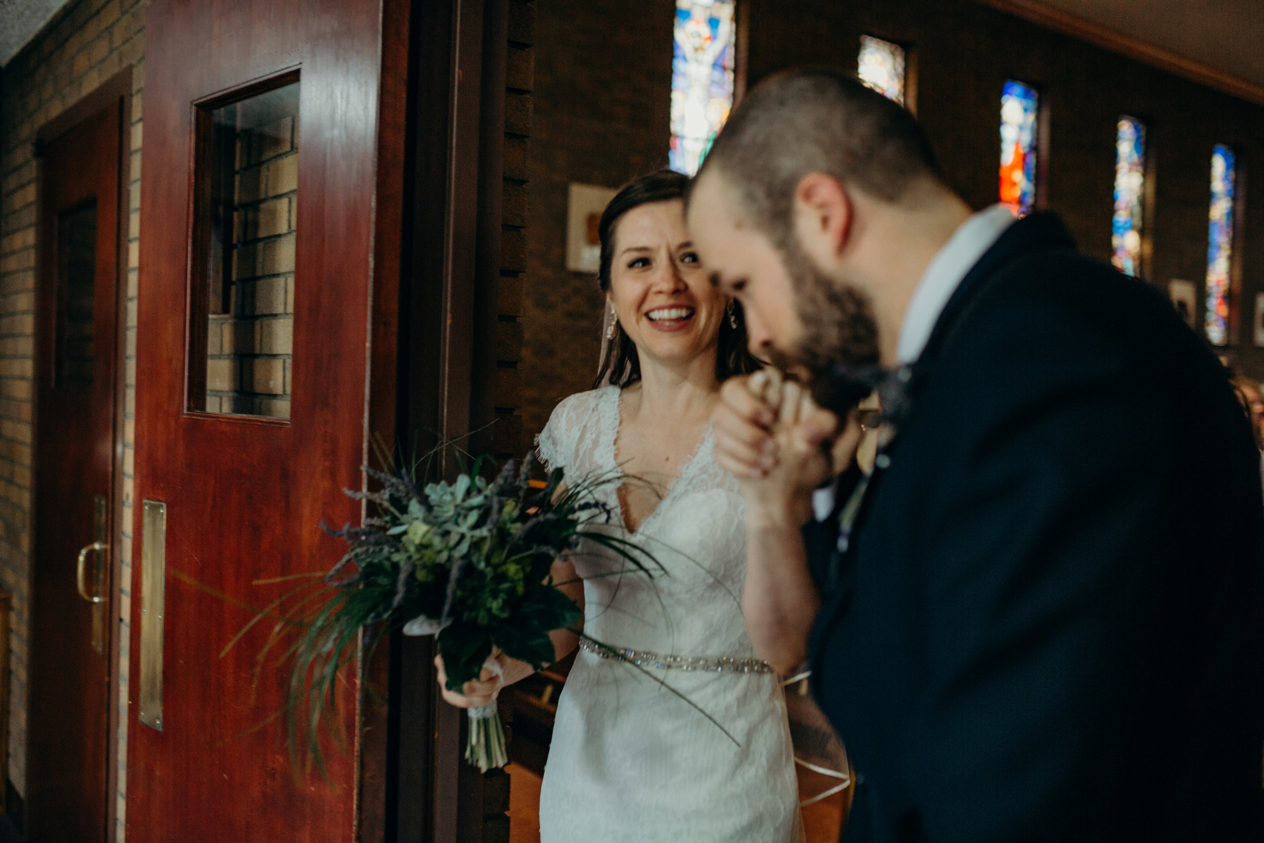 JOYFUL OHIO HOMETOWN WEDDING | JOSH + MOLLY 96