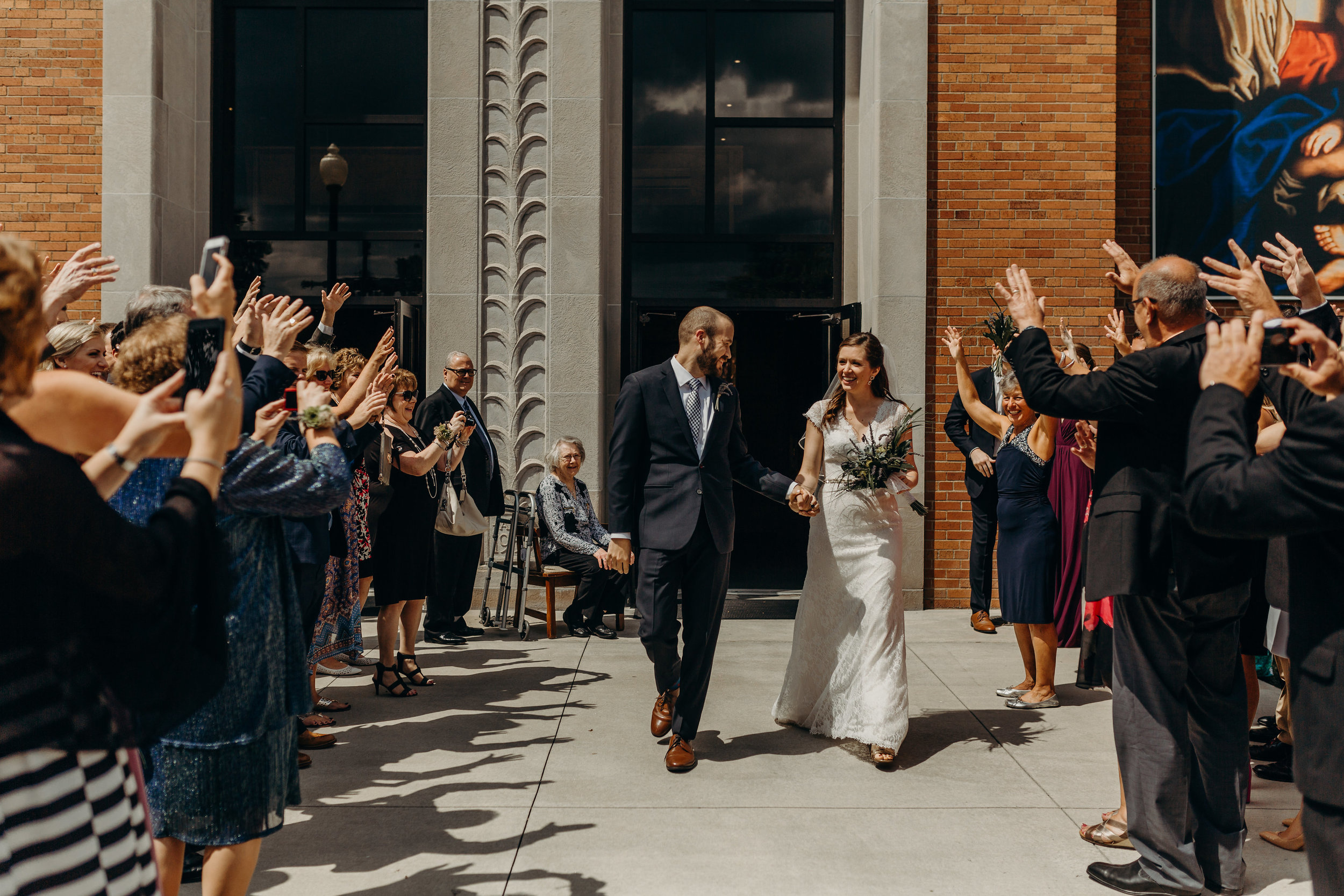 JOYFUL OHIO HOMETOWN WEDDING | JOSH + MOLLY 98