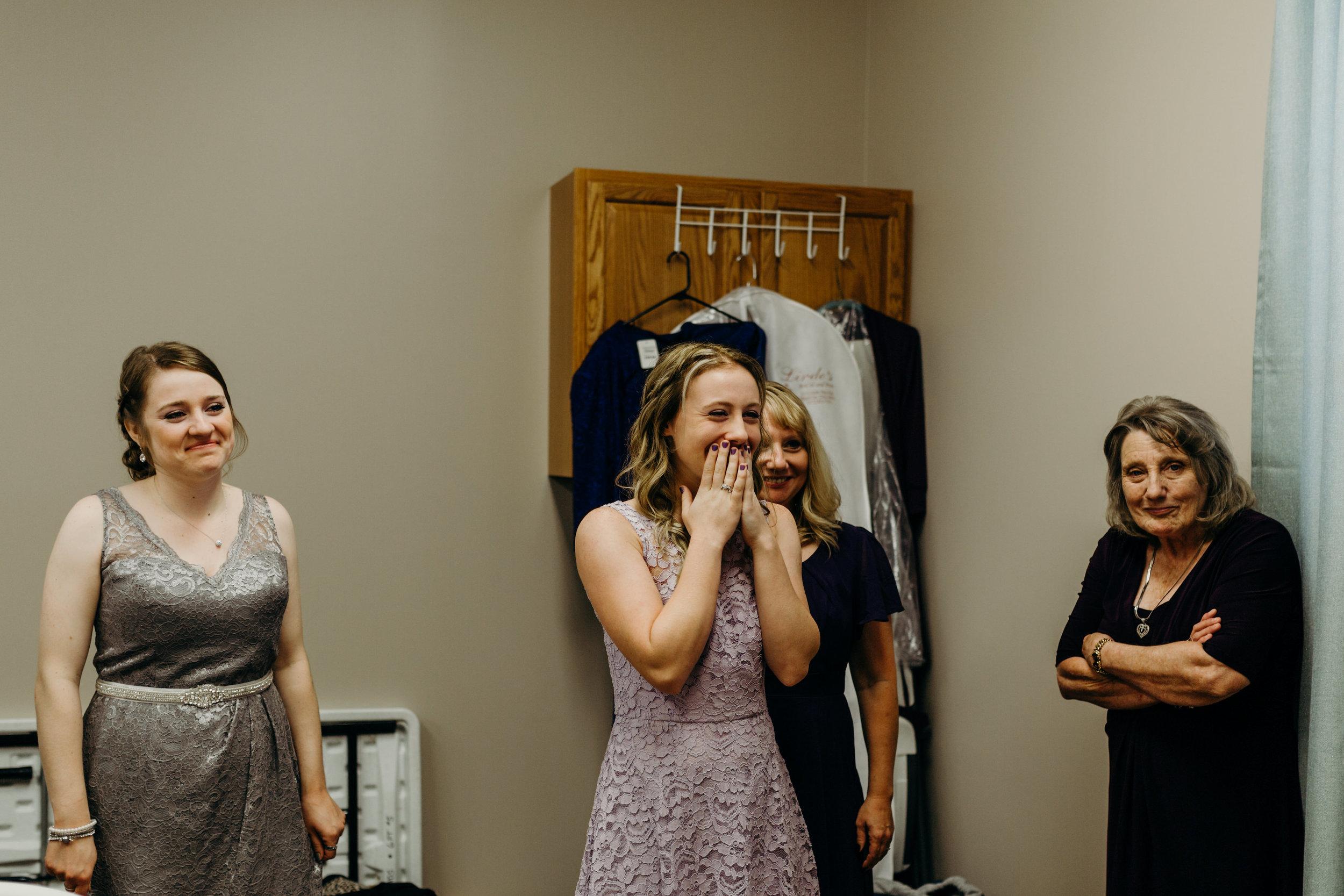 INTIMATE CRESTON, OHIO WEDDING | JORDAN + CANDACE 26