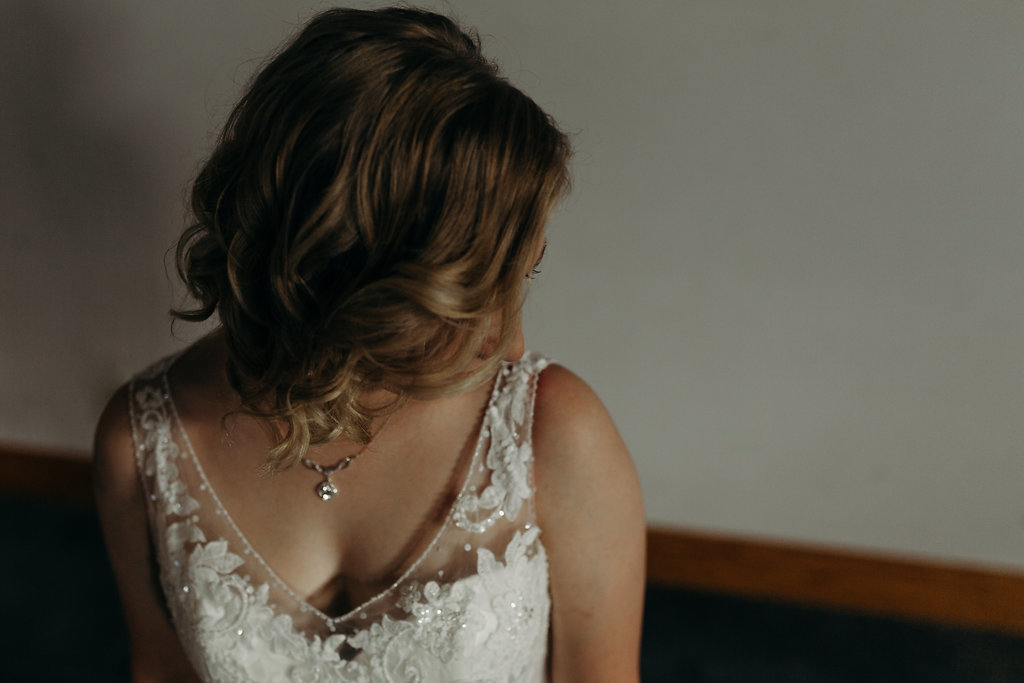INTIMATE CRESTON, OHIO WEDDING | JORDAN + CANDACE 24