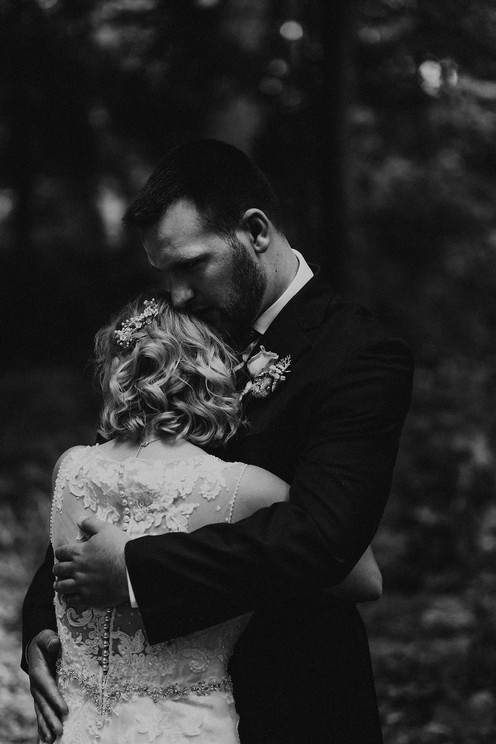 INTIMATE CRESTON, OHIO WEDDING | JORDAN + CANDACE 84