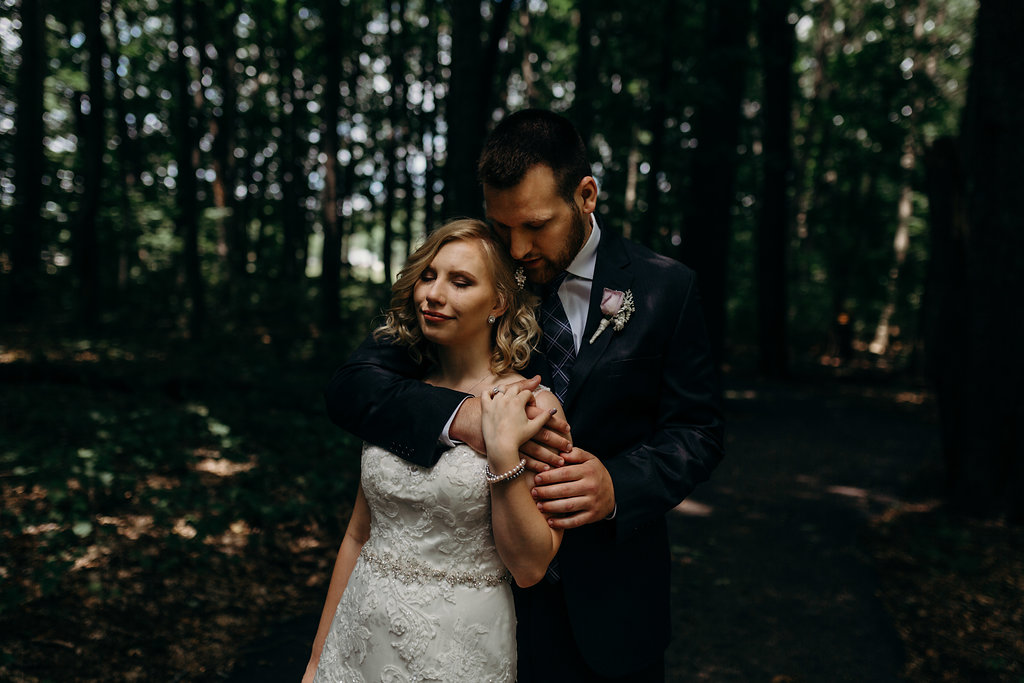 INTIMATE CRESTON, OHIO WEDDING | JORDAN + CANDACE 86