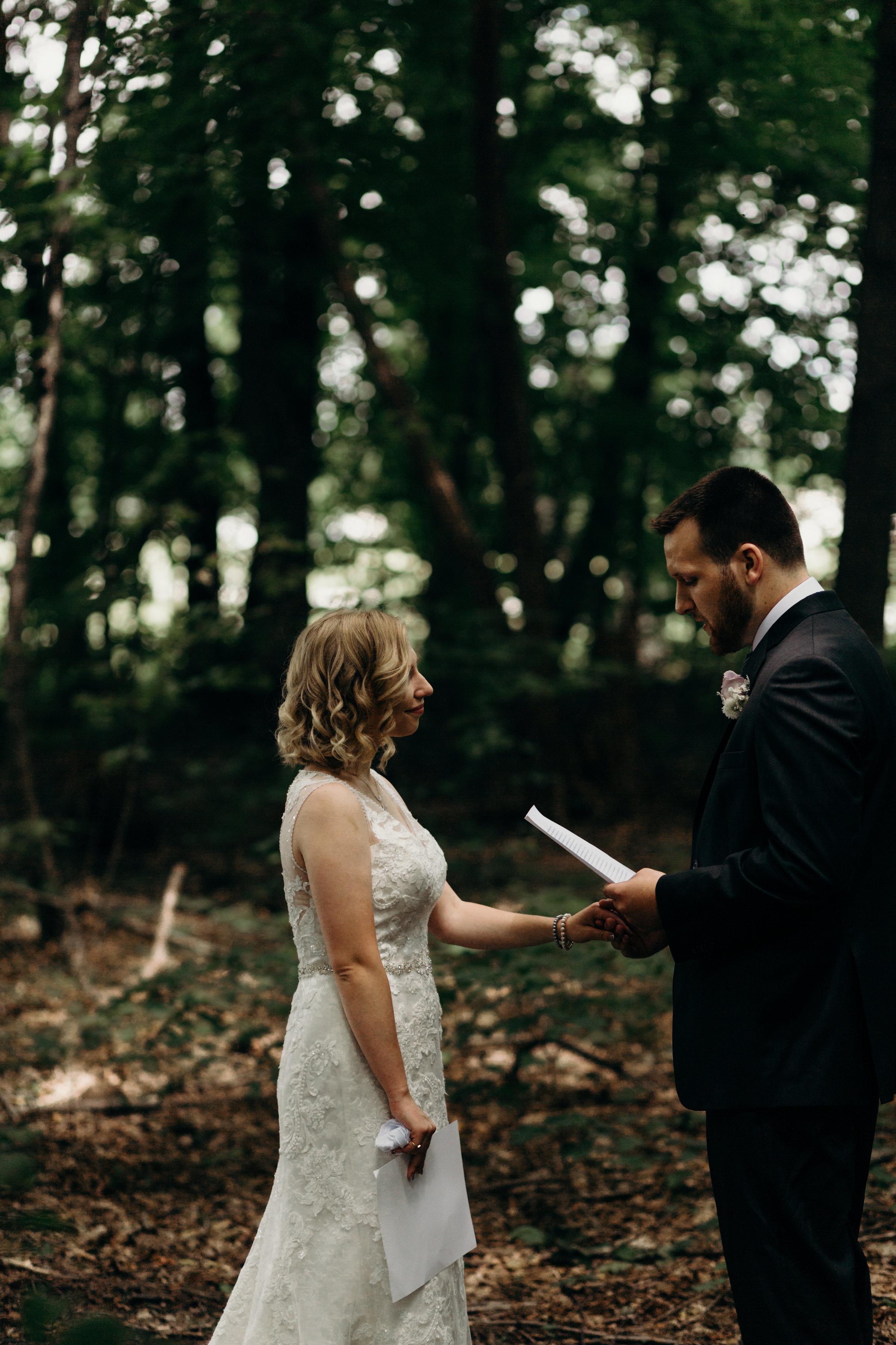 INTIMATE CRESTON, OHIO WEDDING | JORDAN + CANDACE 72