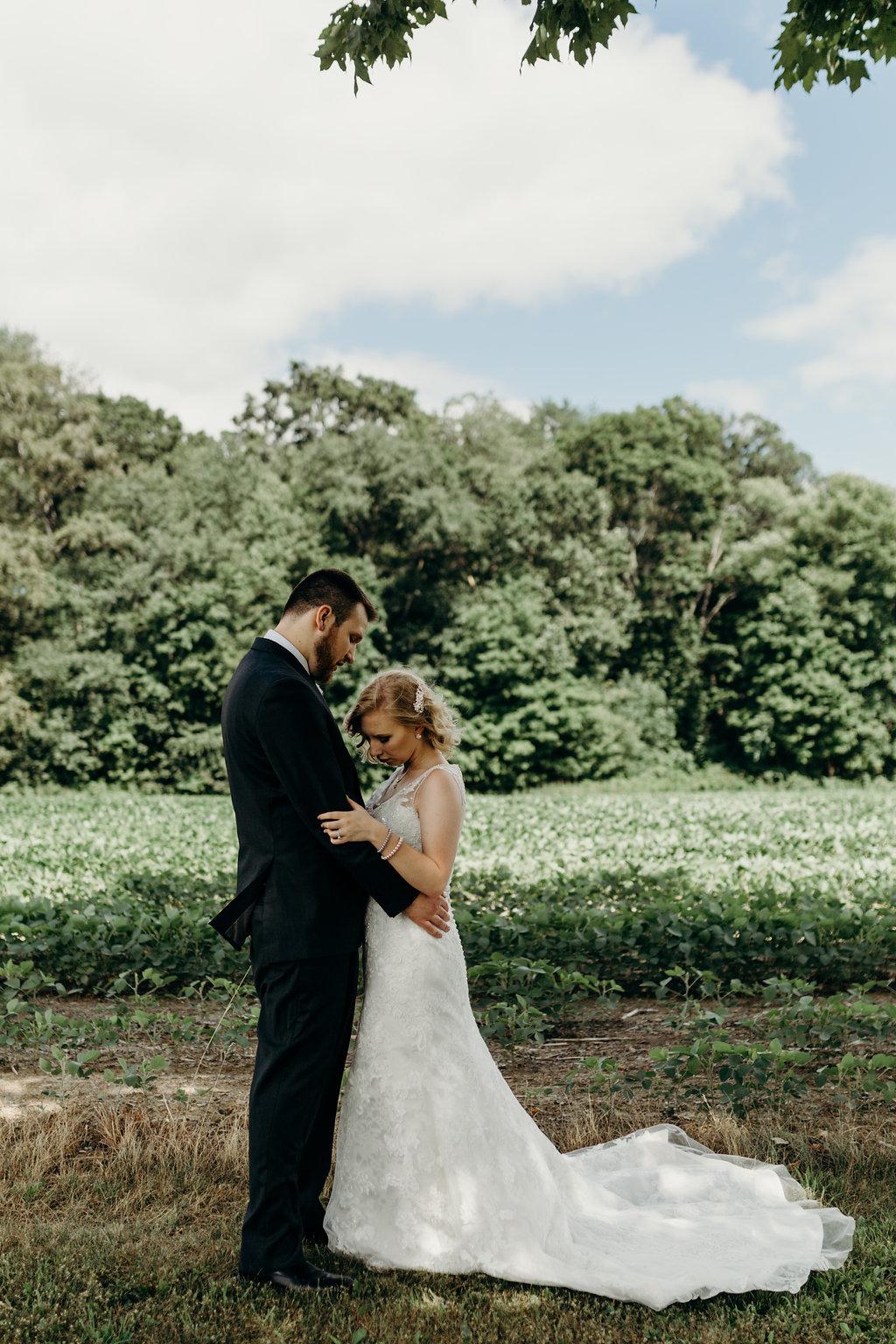 INTIMATE CRESTON, OHIO WEDDING | JORDAN + CANDACE 156