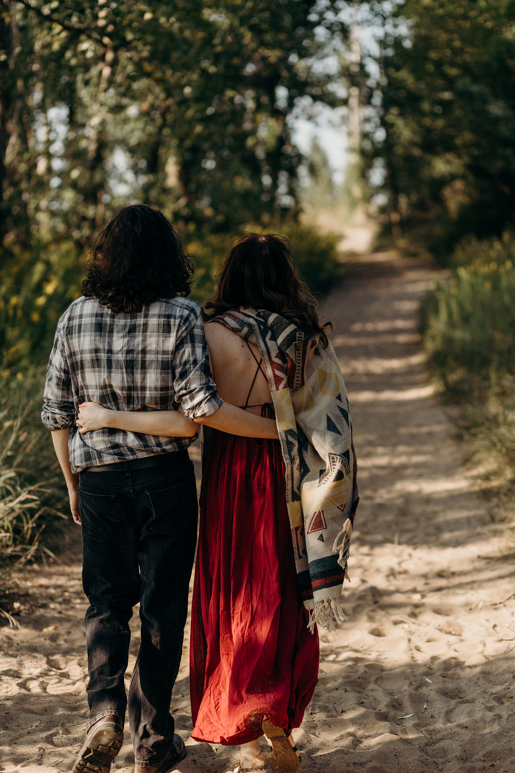 70's INSPIRED ENGAGEMENT SESSION | AIDAN + LINDSEY 84