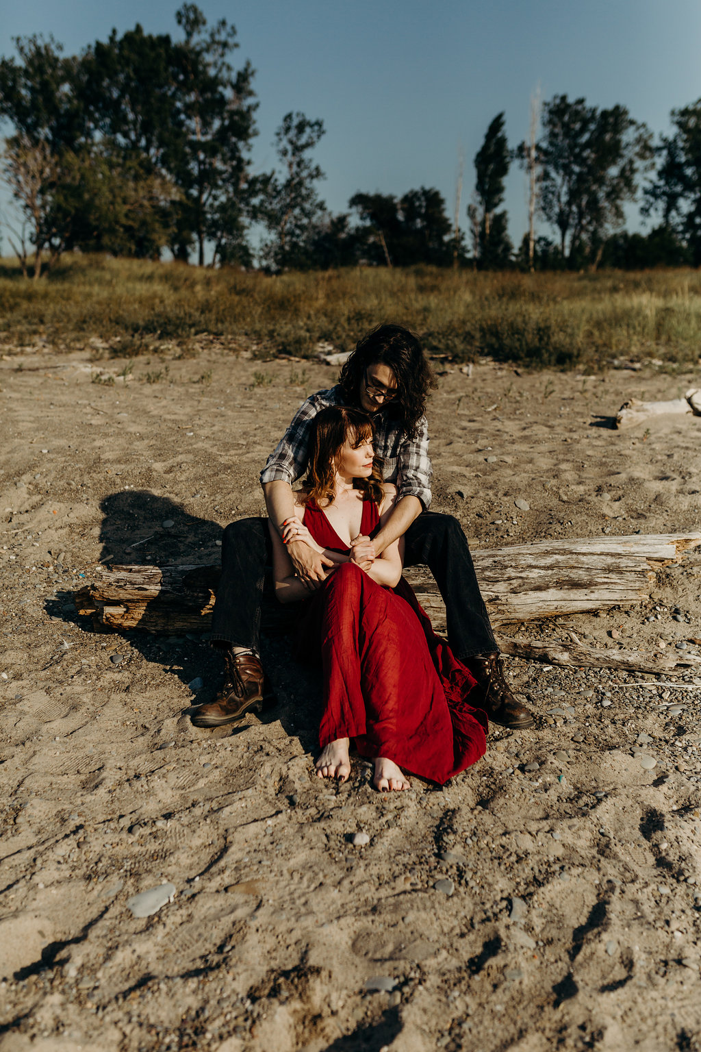 70's INSPIRED ENGAGEMENT SESSION | AIDAN + LINDSEY 90
