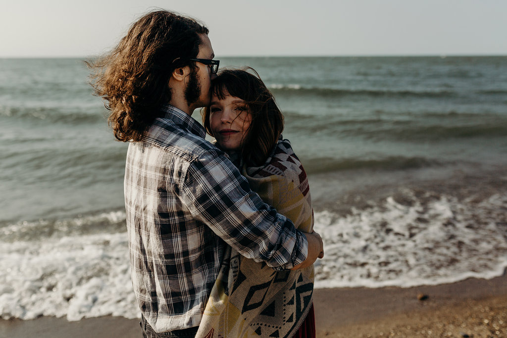 70's INSPIRED ENGAGEMENT SESSION | AIDAN + LINDSEY 92
