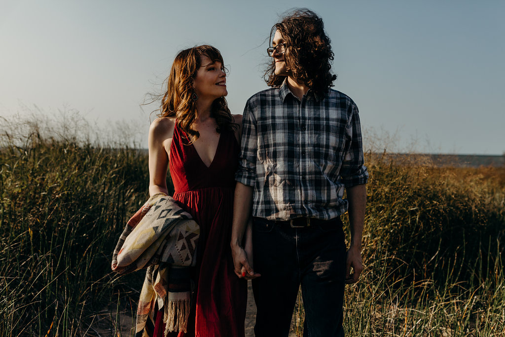 70's INSPIRED ENGAGEMENT SESSION | AIDAN + LINDSEY 98