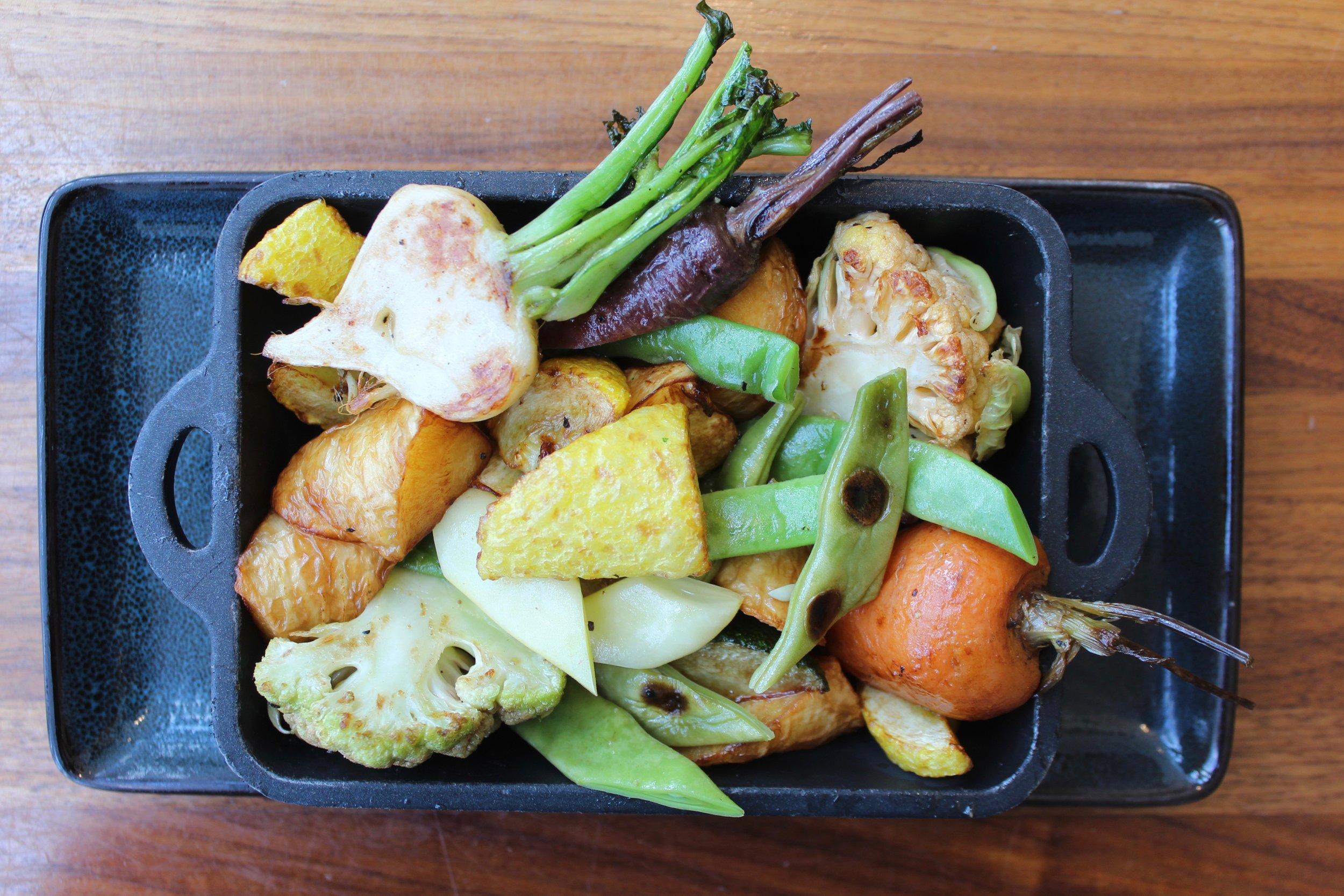 The Chef's Garden Vegetables