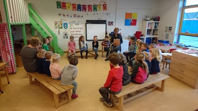 今年新しく開校したイエナプラン学校の様子 (Photo credit: deSwollenaer.nl )