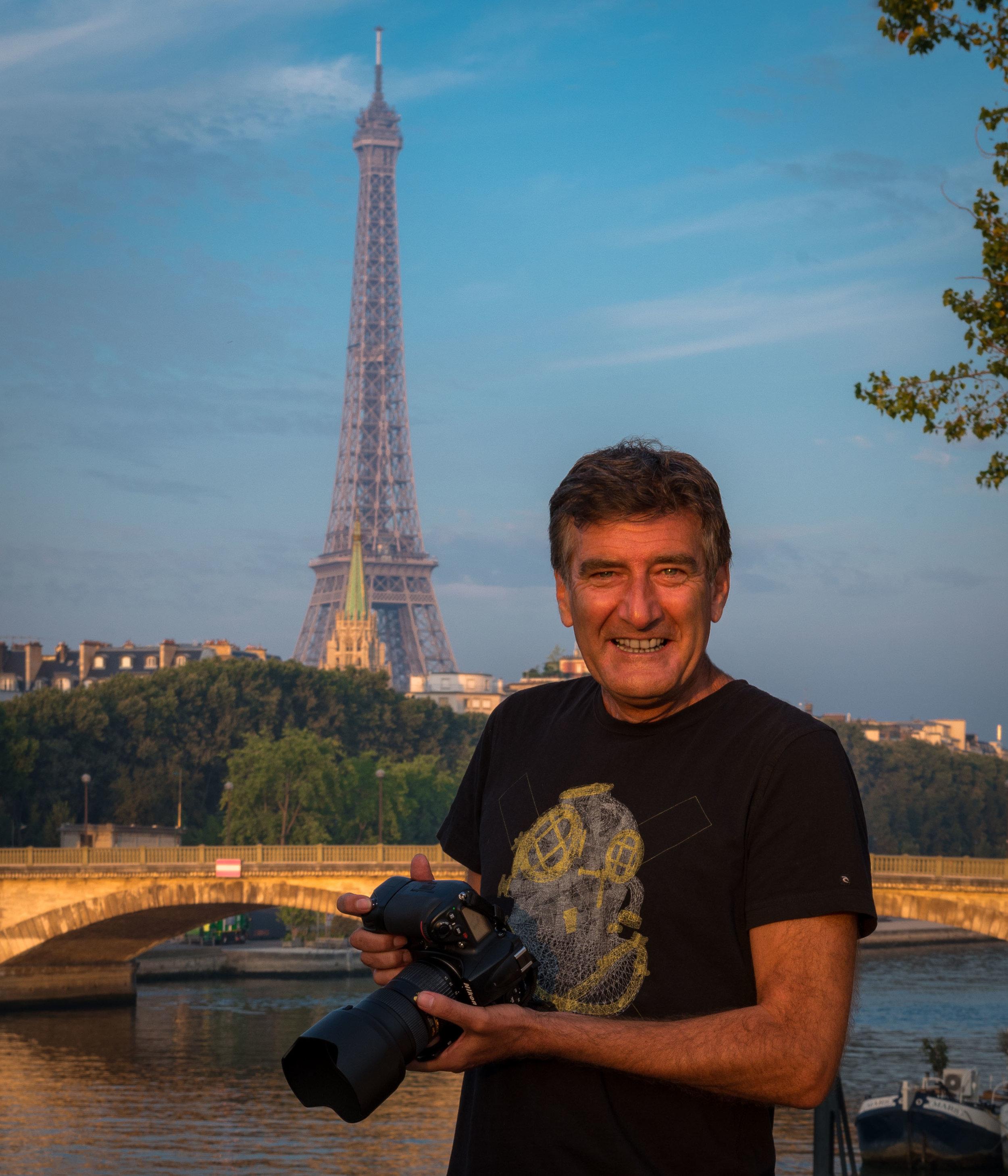Frédéric Leloup - Manager of Parisian Clichés