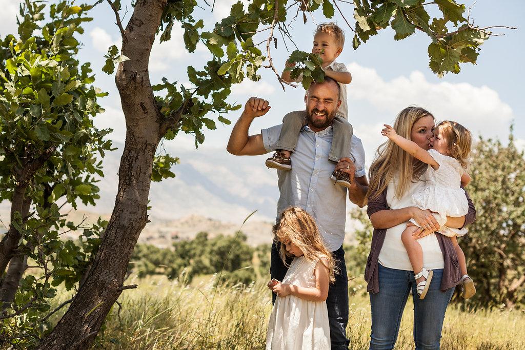 Buxton Family // Photo Credit: Jessie Parks