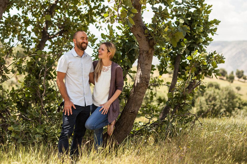 Tim and Sarah Buxton // Photo Credit: Jessie Parks