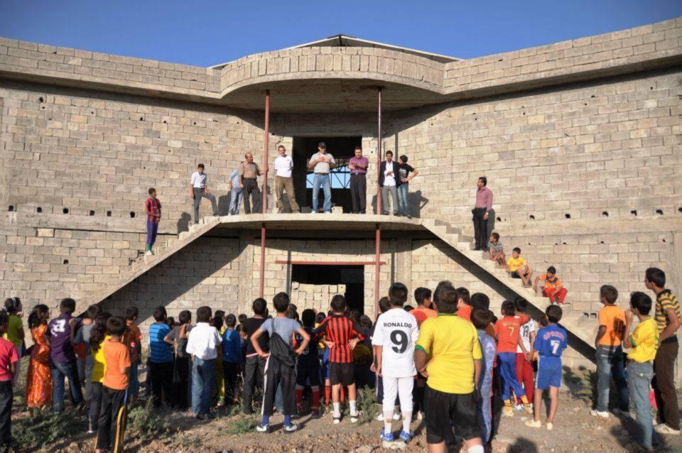 The Refuge Initiative Community Center