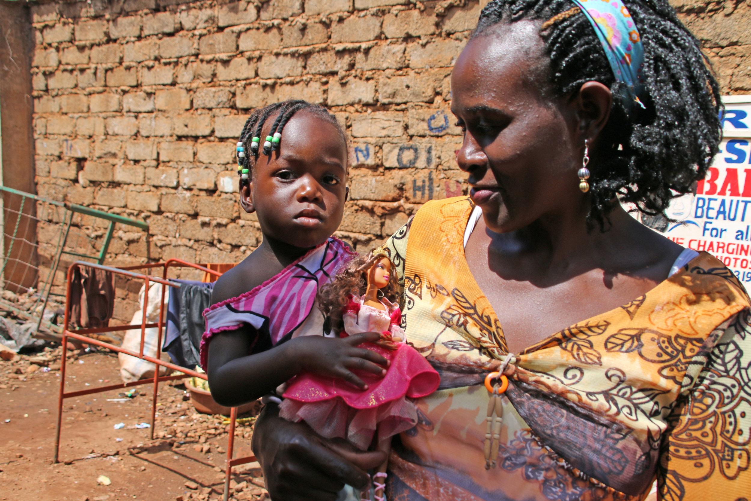 Uganda Mother