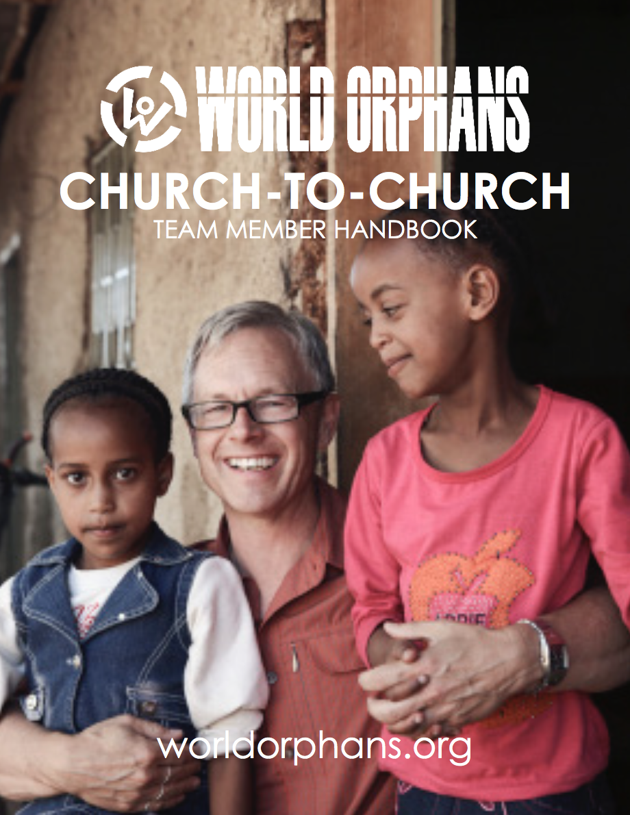 Church Partnership Handbook