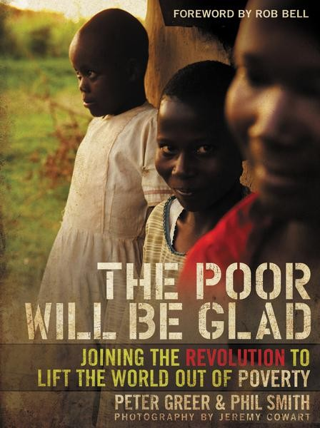 the poor will be glad book cover