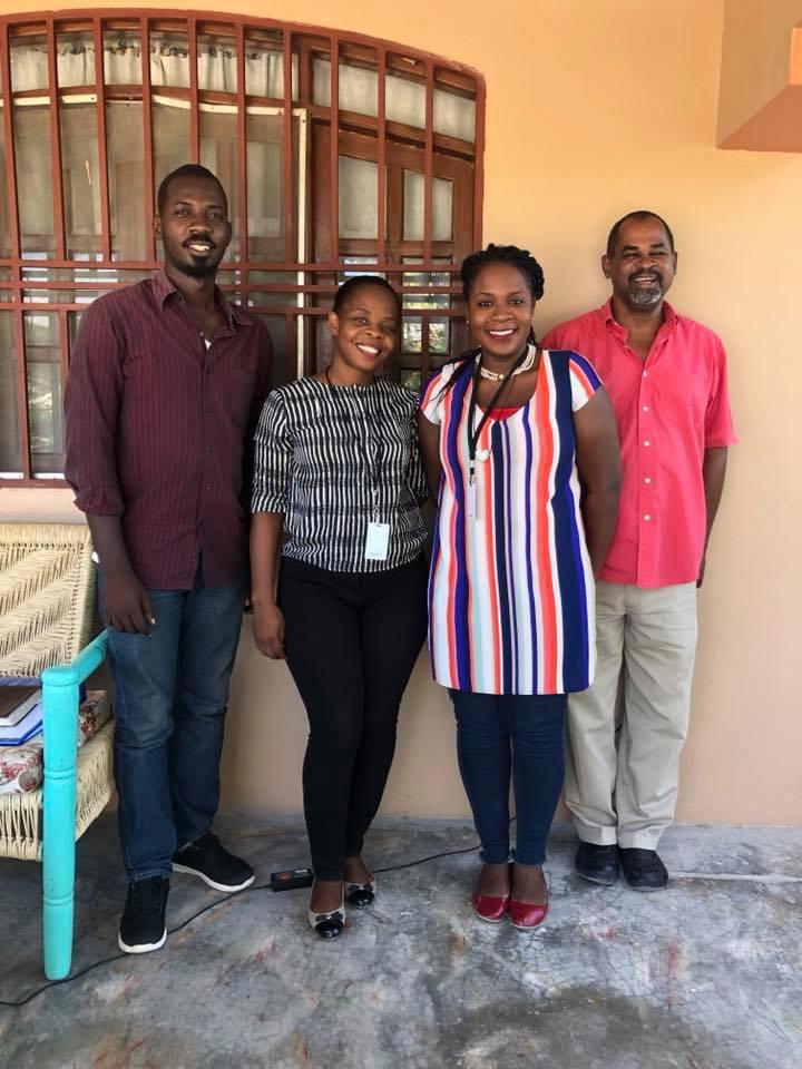 World Orphans Haiti Team