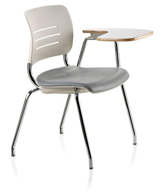 KI Furniture - Grazi Tablet Arm Chair