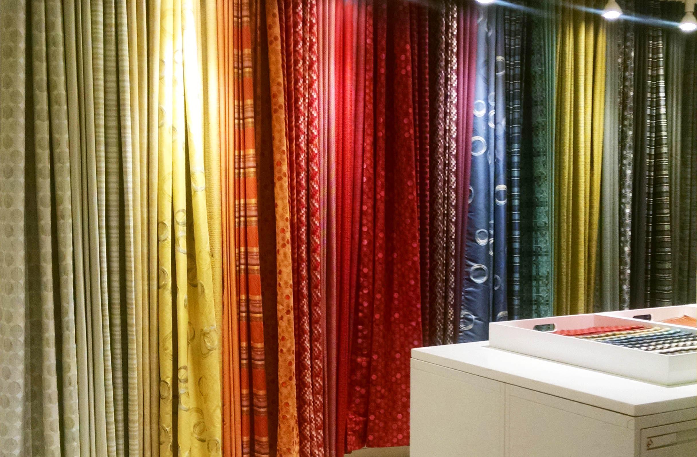KI Pallas Textile Display