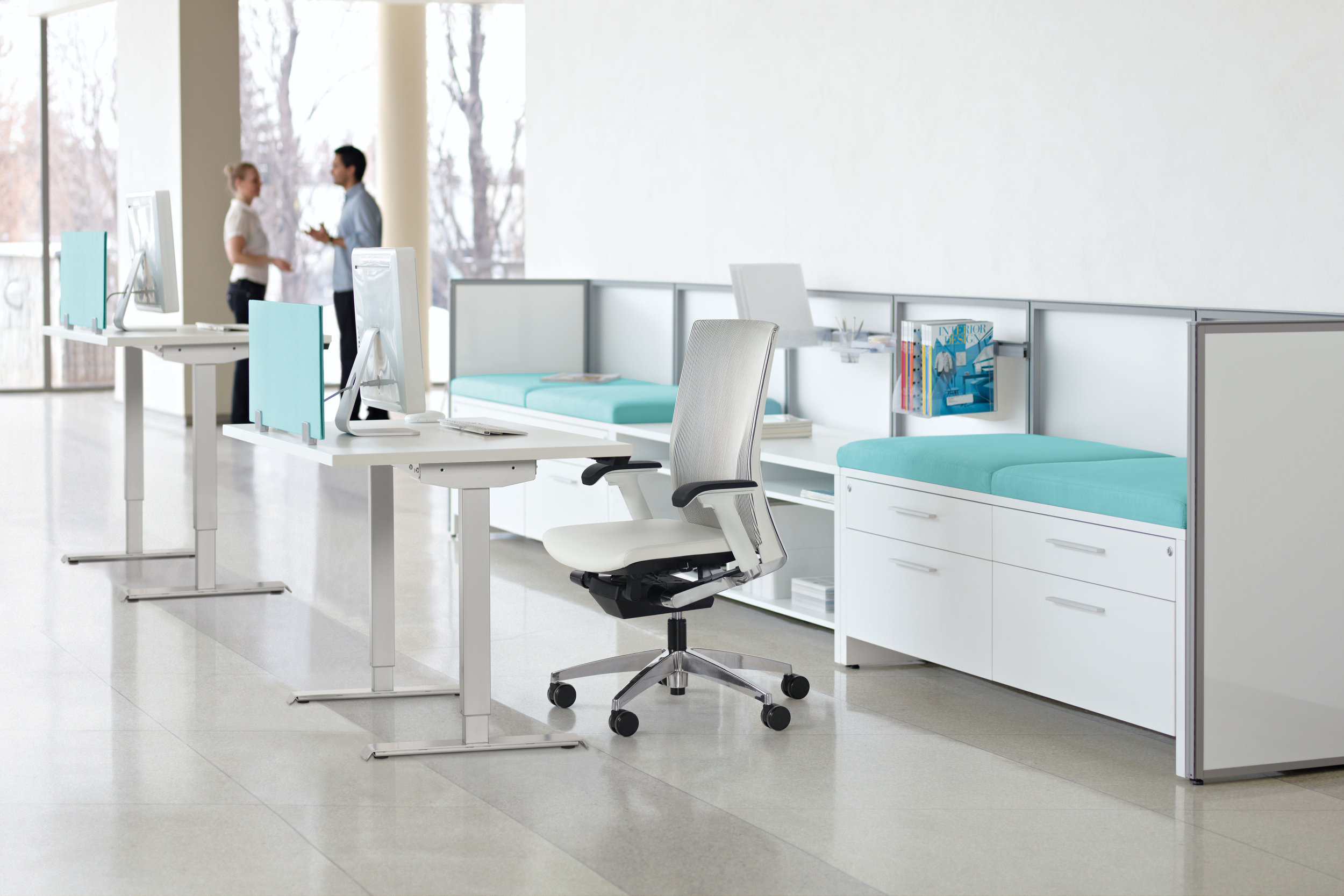 Global Furniture Group | Height  Adjustable  Tables