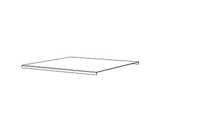 Top Shelf - (D x W mm)403 x 398