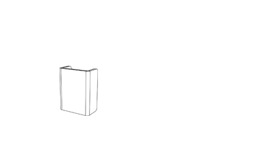 Clamp - (D x W x H mm)16.6 x 31.2 x 130