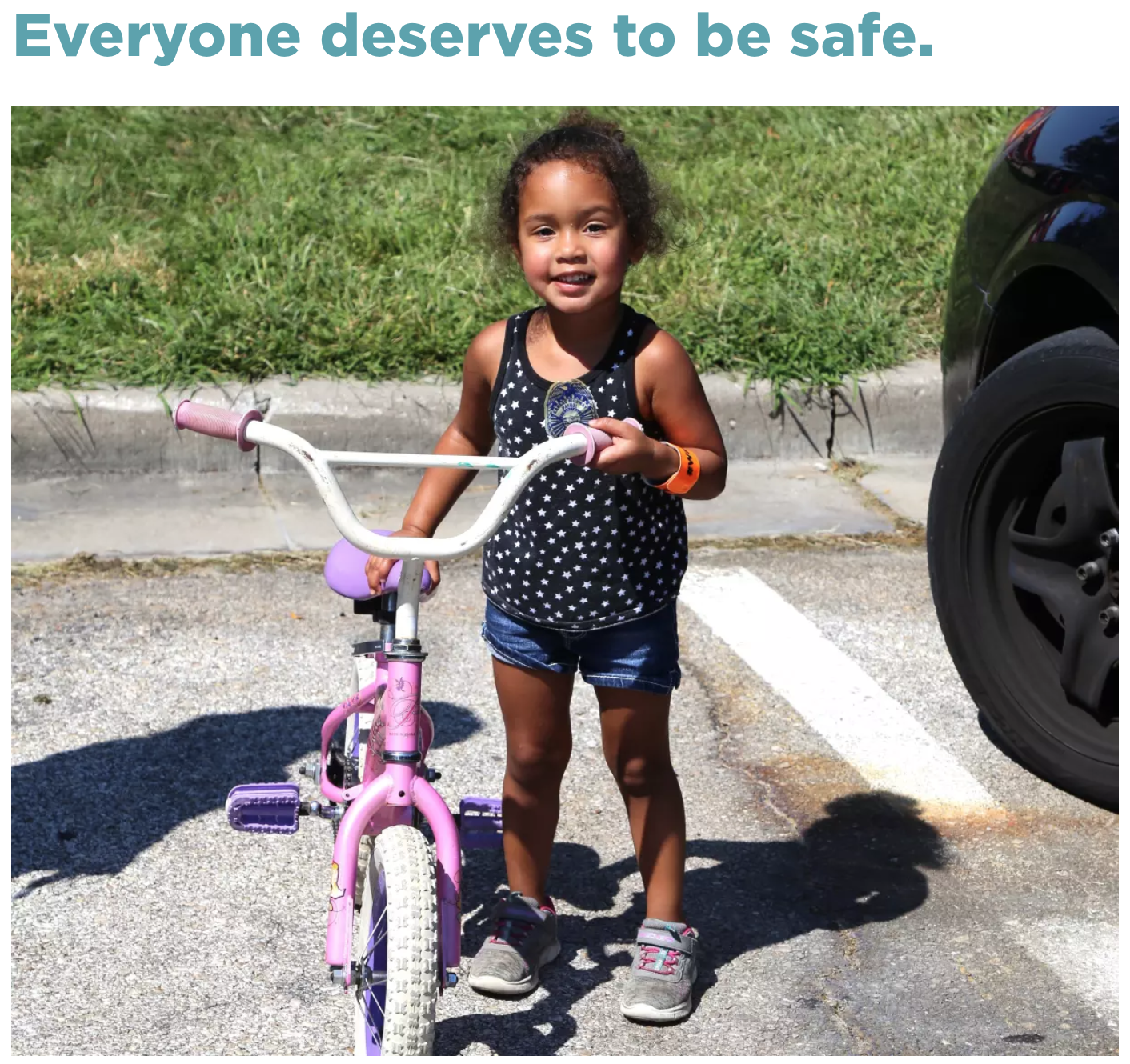 Wyandotte County's goal for violence prevention