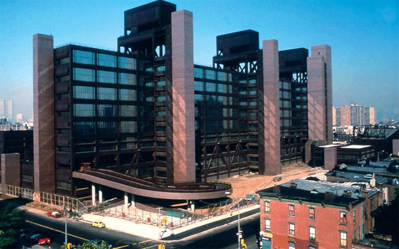 Kallmann McKinnell & Wood Architects