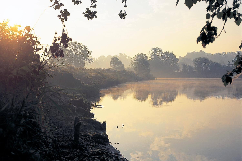 River Severn at dusk
